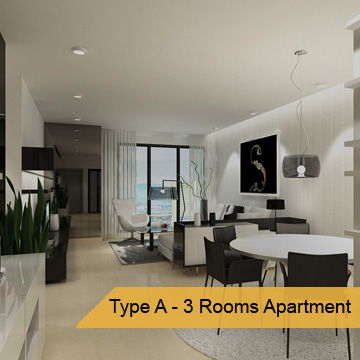 Type A - Apartment
