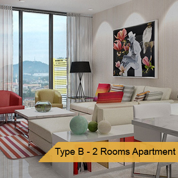 Type B - Apartment