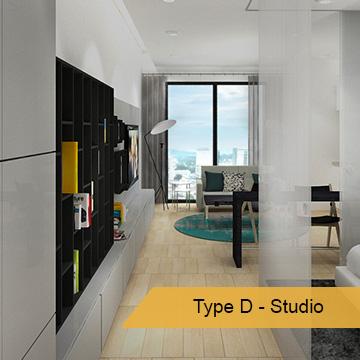Type D - Studio