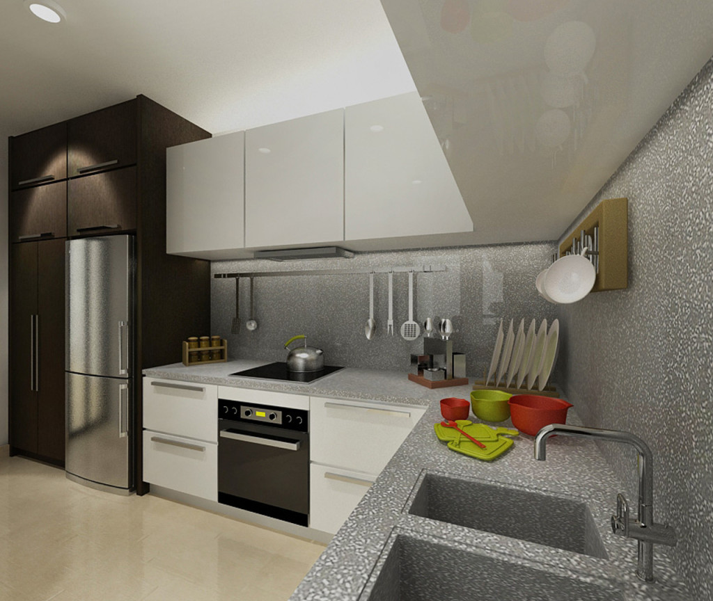 Type A - 3 Rooms Apartment (Kitchen)