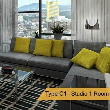 TypeC2-Studio1Room