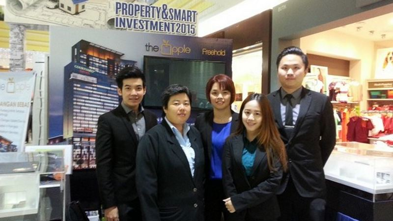Property & Smart Investment Roadshow  @ Aeon Jusco, Melaka - Date: 19th Jan – 1st Feb 2015