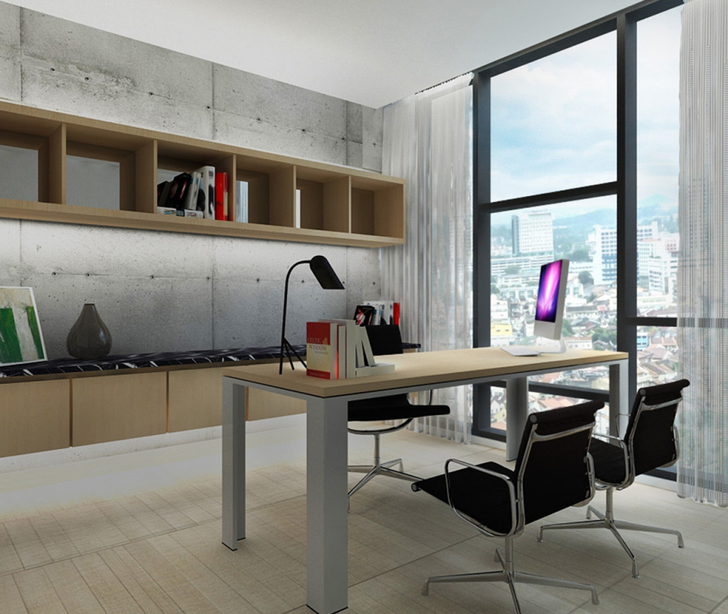 Type C (Work) - Duplex (Working Area 1)