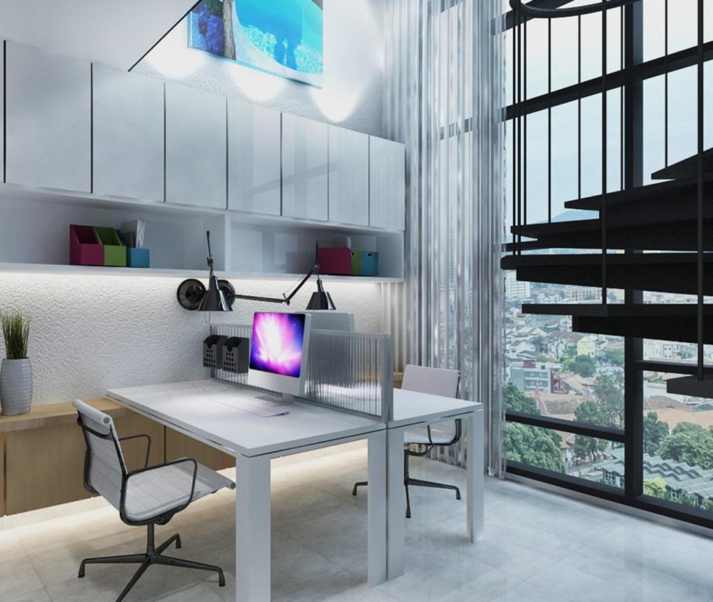 Type C (Work) - Duplex (Working Area 2)