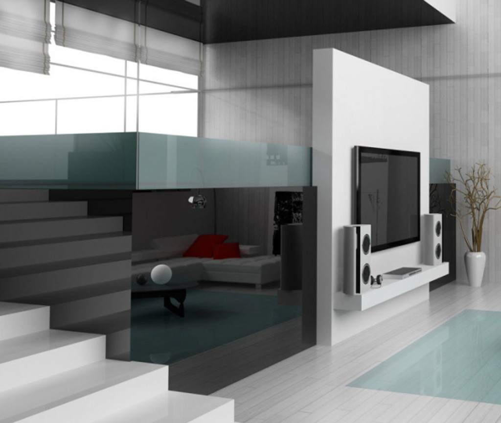 Type P2 - Penthouse Suite (Living Hall)