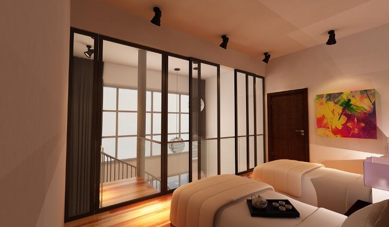 Type C - Bedroom