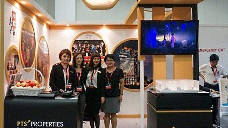 SMART Property & International Investment @ Marina Bay Sands, Singapore - Date: 28th - 29th March 2015